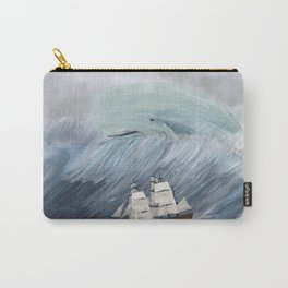 revenge of the whale Carry-All Pouch