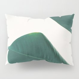 Rubber Fig Leaves I Pillow Sham
