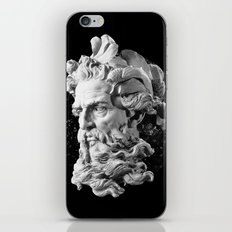 Sculpture Head II iPhone & iPod Skin