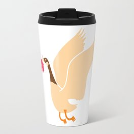 Goose of peace Travel Mug