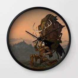 The Reality of Gaming  Wall Clock