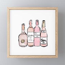 Rose All Day  Framed Mini Art Print