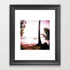 Maldives 03 03 Framed Art Print