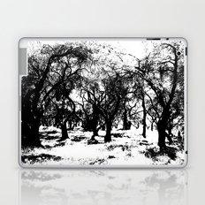 Agelong olive grove Laptop & iPad Skin