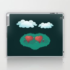Hearts in the Clouds Laptop & iPad Skin