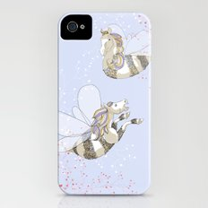 Horse Bees iPhone (4, 4s) Slim Case