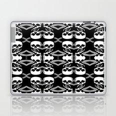 Saber Skulls Laptop & iPad Skin