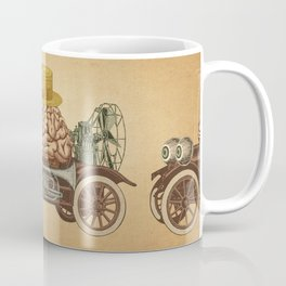 Intelligent Car Coffee Mug