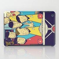 ale giorgini iPad Cases featuring Star Trek by Ale Giorgini
