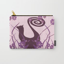 Snooty Garden Carry-All Pouch