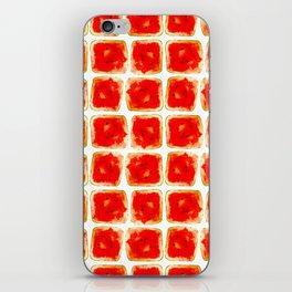 Watermelon cubism iPhone Skin