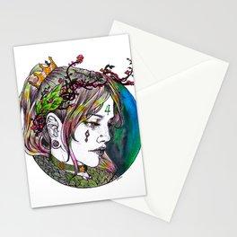 Sailor Jupiter Fanart  Stationery Cards