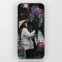 Hanoi's Flower iPhone Skin
