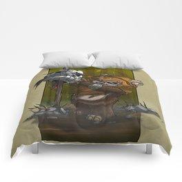 Wicket Comforters