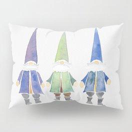 Three funny gnomes Pillow Sham