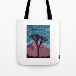 Joshua Tree National Park. Tote Bag