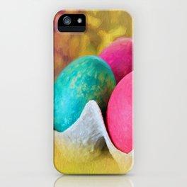 Let Us Rejoice iPhone Case