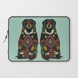 sun bear mint Laptop Sleeve