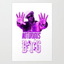 Notorious Big Art Print