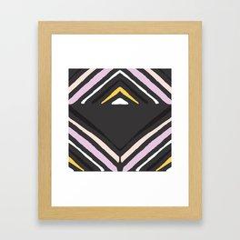 Sierra-Grey Framed Art Print