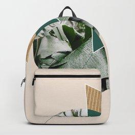 Tropical & Geometry Backpack