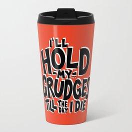 Ugly Thought No 1 Travel Mug