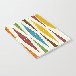 Mid-Century Modern Art 1.4 Notebook