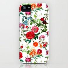 Botanical Garden Slim Case iPhone SE