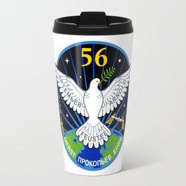 Expedition 56 Original Patch Travel Mug