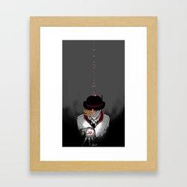 A Handful of Dust Framed Art Print