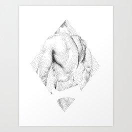 Dood 3 Art Print