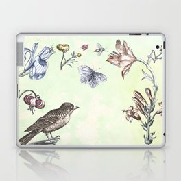 Nature is a temple Laptop & iPad Skin