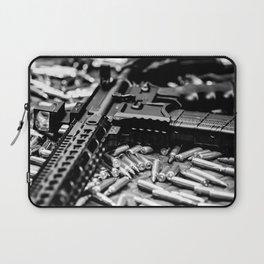 AR-15 Rifle Laptop Sleeve