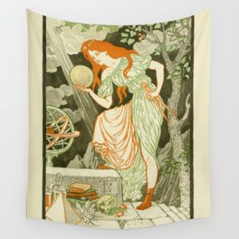 Knowledge Wall Tapestry