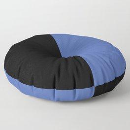 Mod Circle Abstract VI Floor Pillow