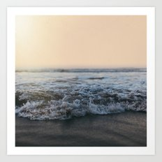 Sunrise Ocean Art Print