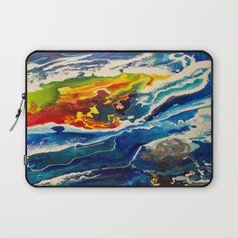 Deep Sea Rainbow Laptop Sleeve