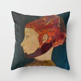 IL ROMANTICO SOMMERSO #5 Throw Pillow