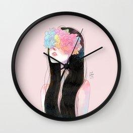 my dear girl Wall Clock