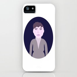Independent Woman iPhone Case
