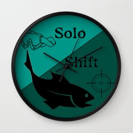 Solo Shift Multi-Sport Wall Clock