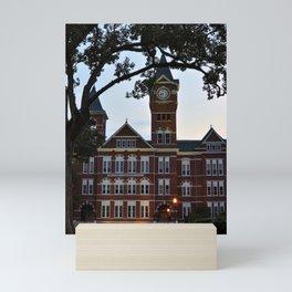 Samford Hall at Auburn Mini Art Print