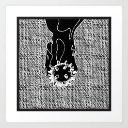 Bomb Art Print