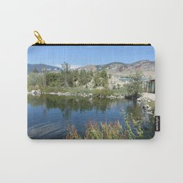 Landscape picture of northern BC Carry-All Pouch