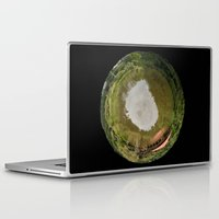 planet Laptop & iPad Skins featuring Planet by Goga