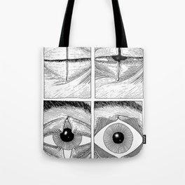 Subject Alpha Tote Bag