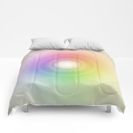 Color Wheel Comforters