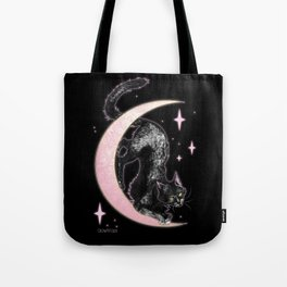 MOONCAT 2 Tote Bag