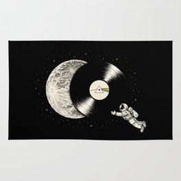 Tha Dark Side of the Moon Rug