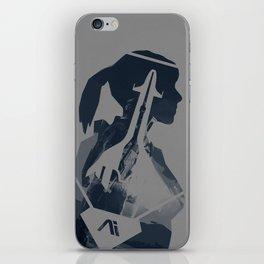 Mass Effect Andromeda Ryder v2 iPhone Skin